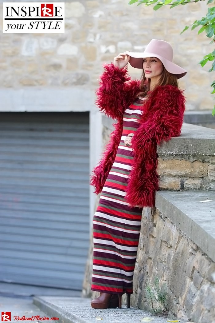 Redhead Illusion - Fashion Blog by Menia - Inspire your style - Fedora Hats-09