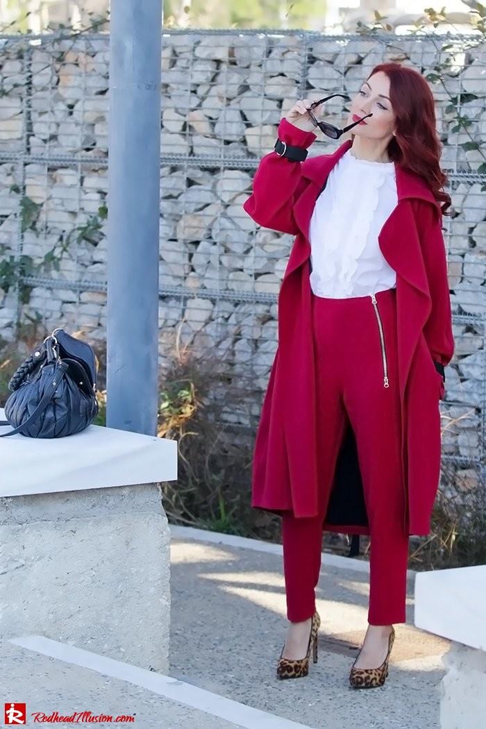 Redhead Illusion - Fashion Blog by Menia - Red of course - Access Red Ensemble - Miu-Miu-bag-06