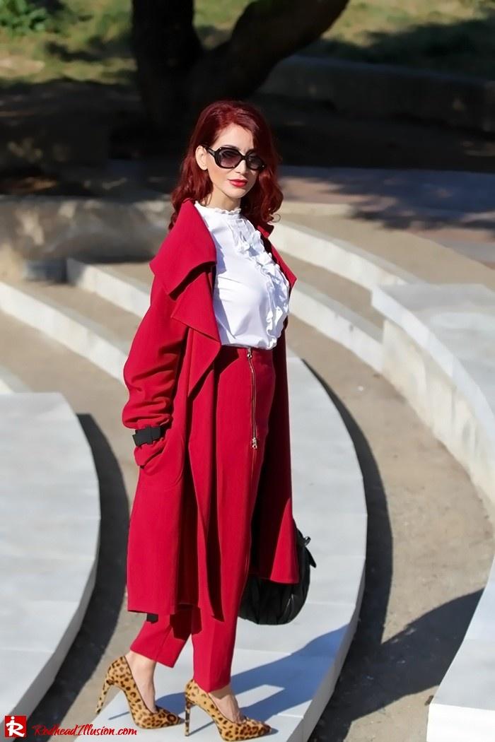 Redhead Illusion - Fashion Blog by Menia - Red of course - Access Red Ensemble - Miu-Miu-bag-07