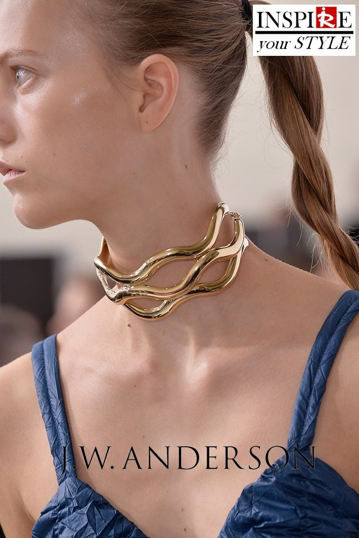 Redhead Illusion - Fashion Blog by Menia - Inspire your style - Chokers-22