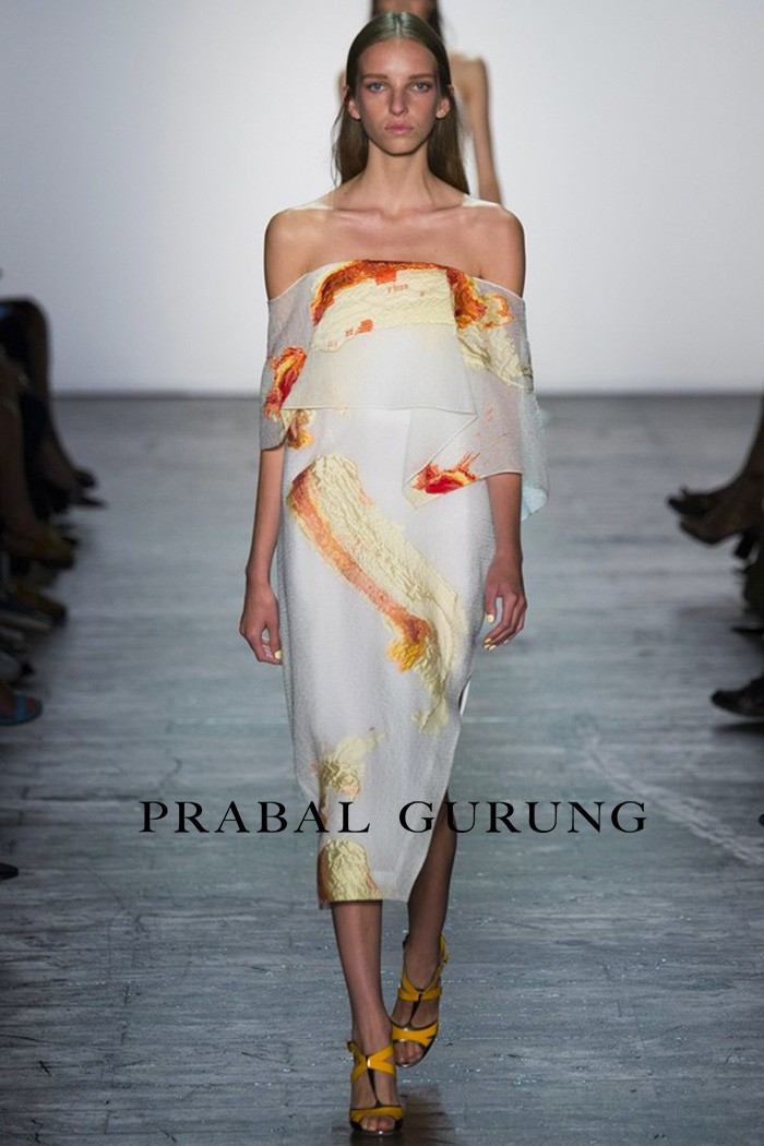 Redhead Illusion - Fashion Blog - Fashion Show - Prabal Gurung - Spring-Summer-2016-02