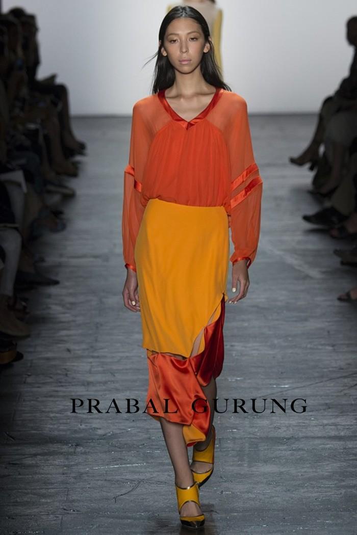 Redhead Illusion - Fashion Blog - Fashion Show - Prabal Gurung - Spring-Summer-2016-03