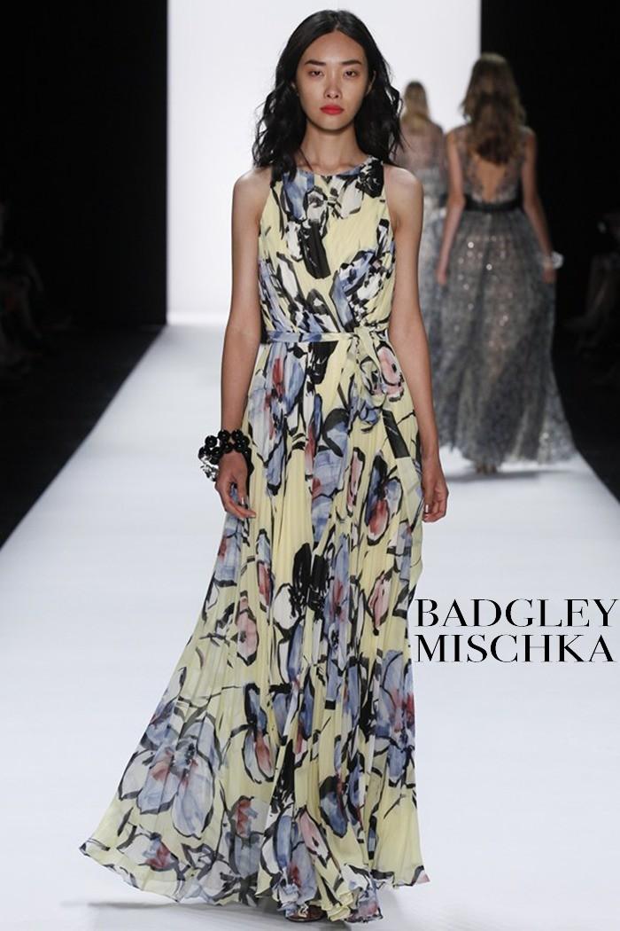 Redhead Illusion - Fashion Blog - Fashion Show Badgley Mischka - Spring-Summer 2016-02
