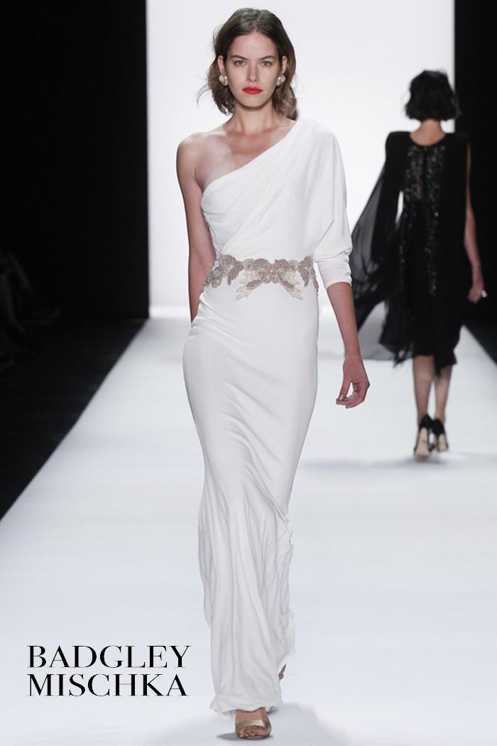Redhead Illusion - Fashion Blog - Fashion Show Badgley Mischka - Spring-Summer 2016-06