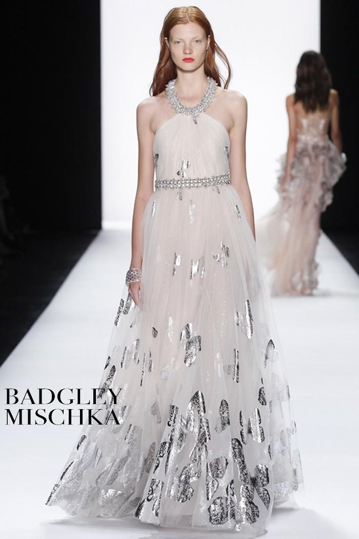 Redhead Illusion - Fashion Blog - Fashion Show Badgley Mischka - Spring-Summer 2016-07