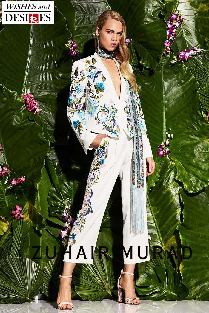 Redhead Illusion - Fashion Blog by Menia - Wishes and desires - Zuhair Murad - Resort 2017-06