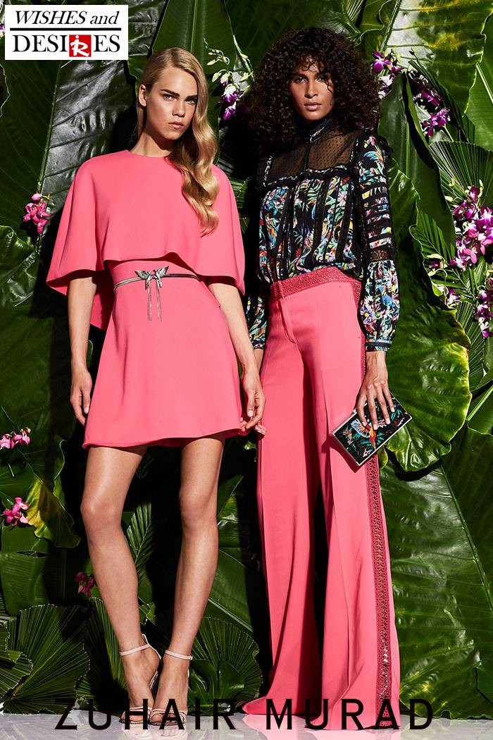 Redhead Illusion - Fashion Blog by Menia - Wishes and desires - Zuhair Murad - Resort 2017-07