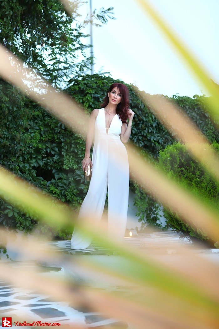 Redhead Illusion - Fashion Blog by Menia - Night Call - Missguided Jumpsuit-08