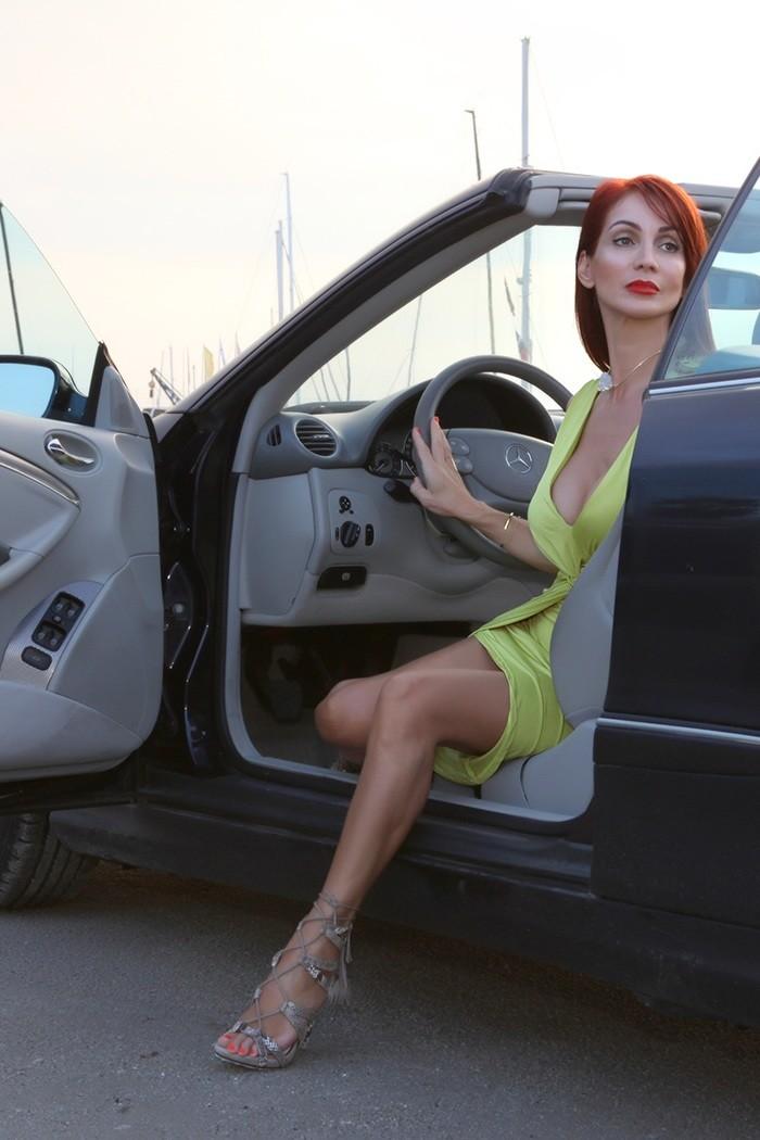 Redhead Illusion - Fashion Blog by Menia - Lately-07- Asos Dress - Jessica Simpson Sandals