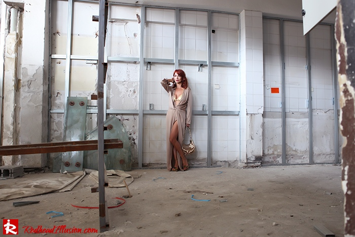 Redhead Illusion - Fashion Blog by Menia - Under Construction - Missguided Dress - Suzy Smith Bag-07