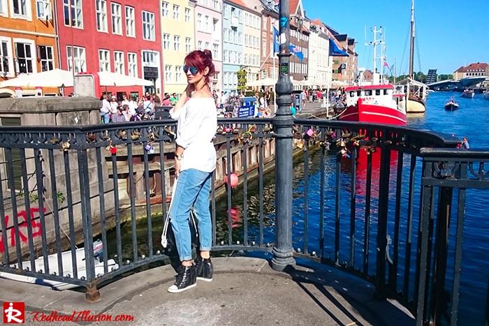 Redhead Illusion - Fashion Blog by Menia - Escape to Copenhagen-23