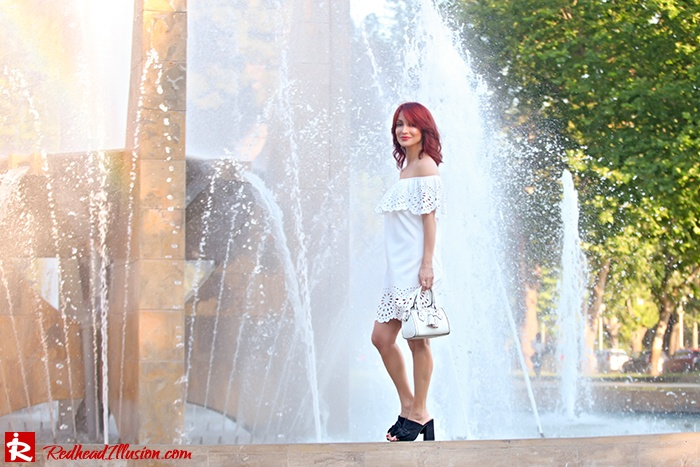 Redhead Illusion - Fashion Blog by Menia - Cool Splashes - Shein Dress - River Island Mules-03