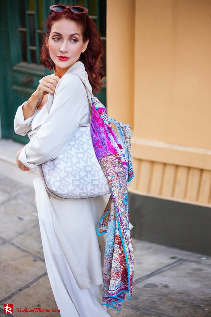 Redhead Illusion - Fashion Blog by Menia - Inspire your Style - Bet and Malfie - Silk Scarf-04