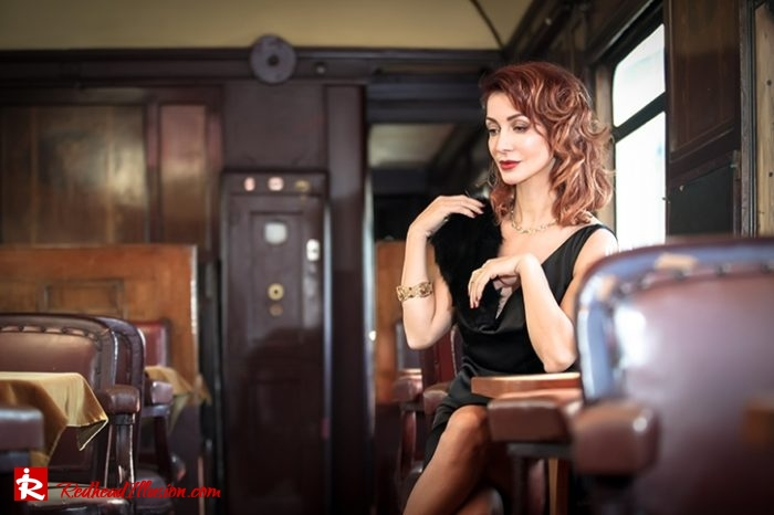 Redhead Illusion - Fashion Blog by Menia - Editorial - A sense from the past - Orient-Express - Missguided Pumps-02