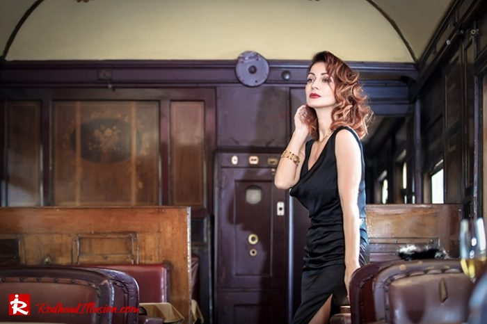 Redhead Illusion - Fashion Blog by Menia - Editorial - A sense from the past - Orient-Express - Missguided Pumps-04