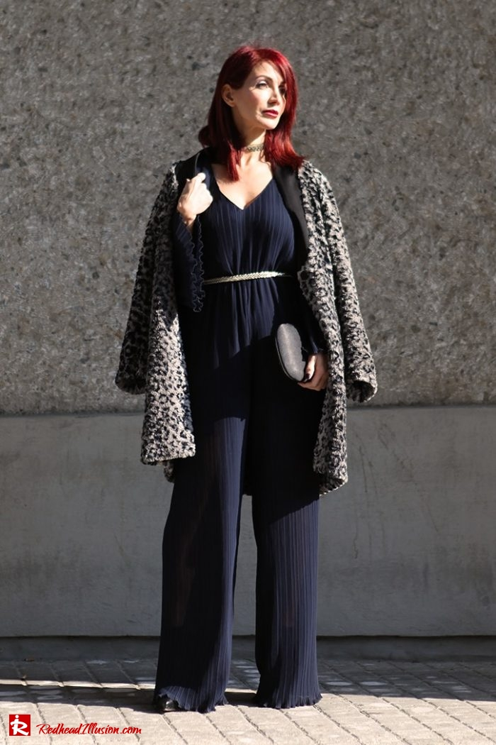 Redhead Illusion - Fashion Blog by Menia - Editorial - Jump all over - Zara Jumpsuit-02