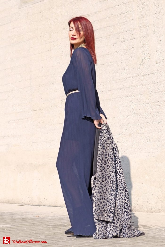 Redhead Illusion - Fashion Blog by Menia - Editorial - Jump all over - Zara Jumpsuit-06