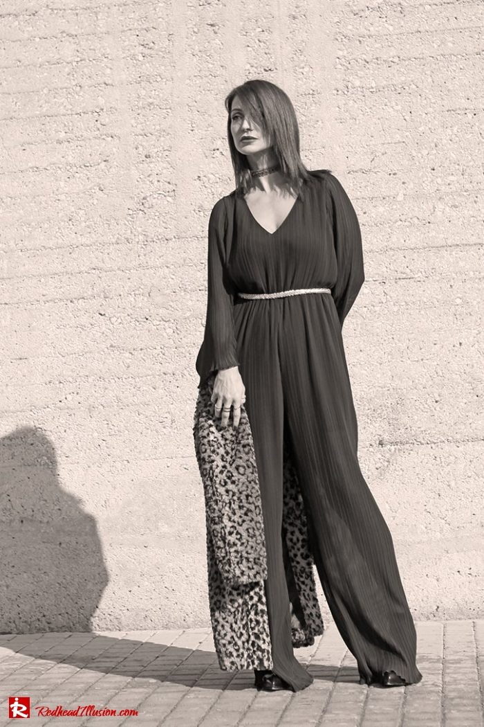 Redhead Illusion - Fashion Blog by Menia - Editorial - Jump all over - Zara Jumpsuit-07
