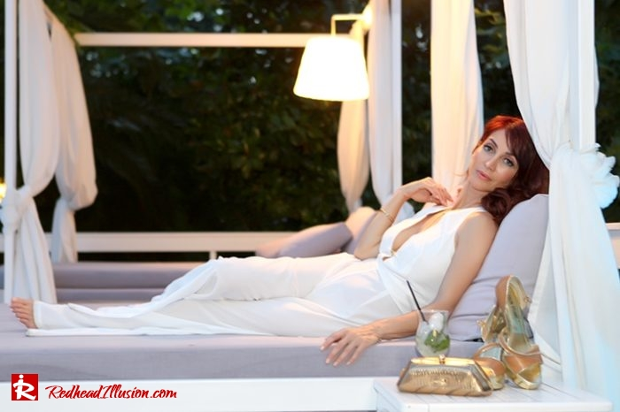 Redhead Illusion - Fashion Blog by Menia - Editorial - Night call - Missguided Jumpsuit-04