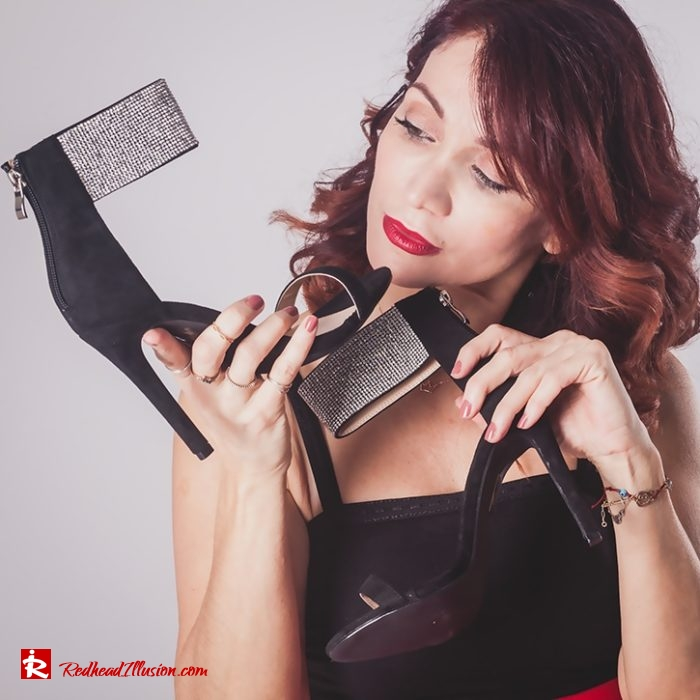Redhead Illusion - Fashion Blog by Menia - Wishes and Desires - Gala Shoes-05