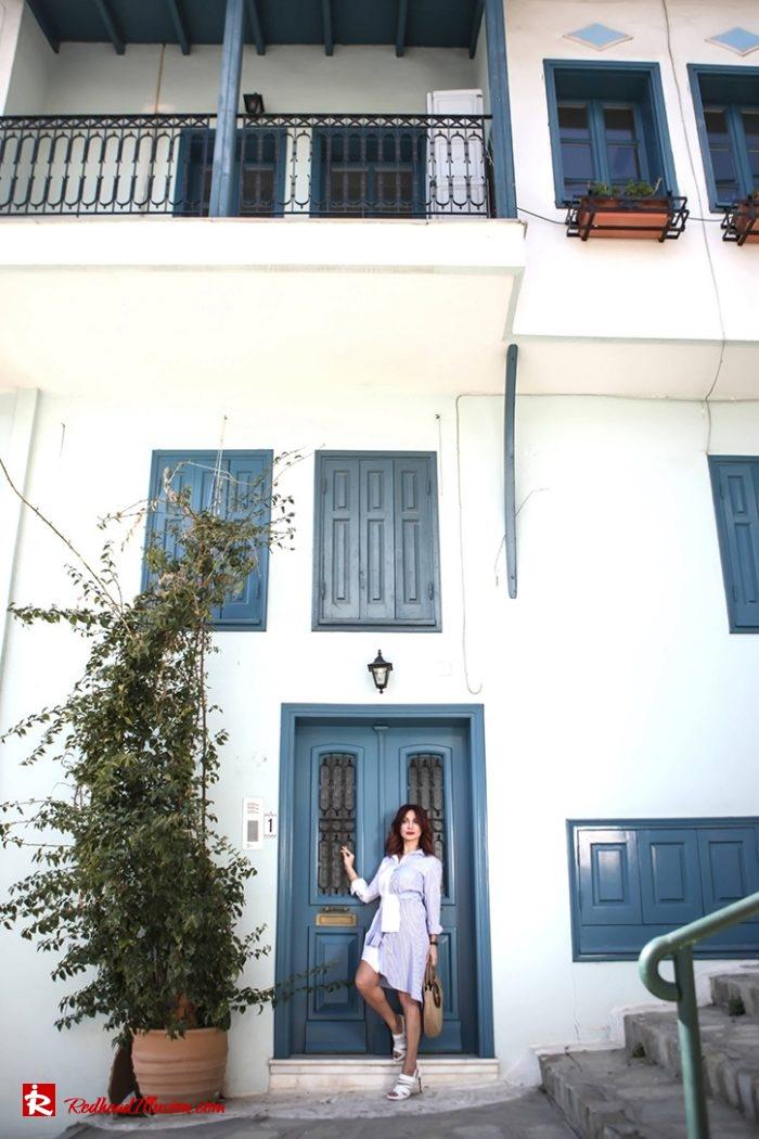 Redhead Illusion - Fashion Blog by Menia - Get shirty - Striped Shirt-10