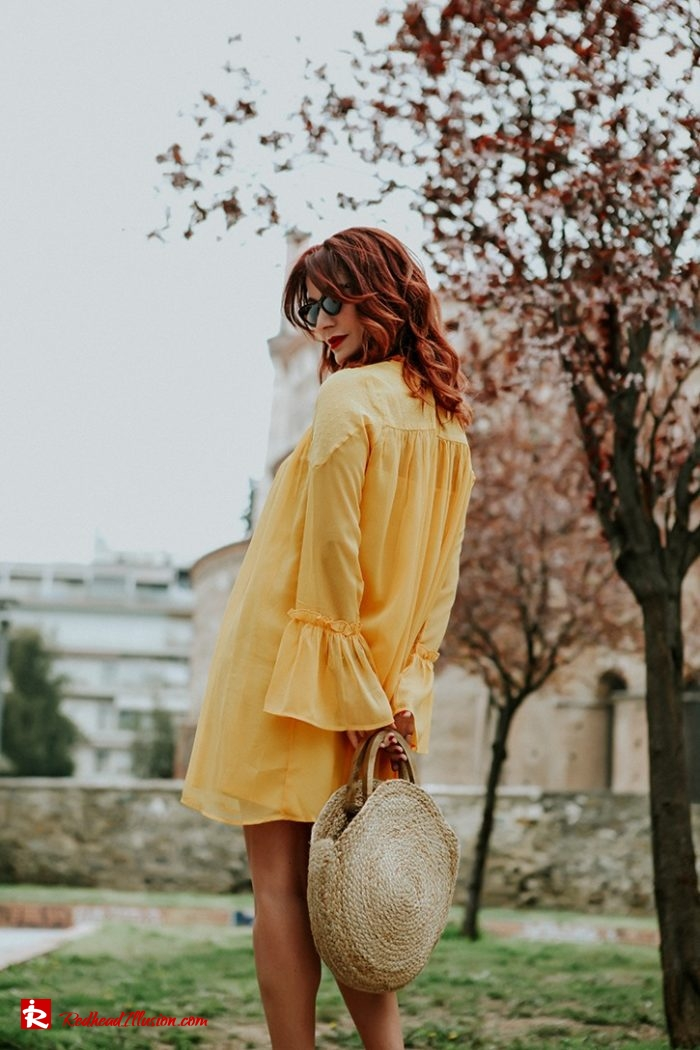 Redhead Illusion - Fashion Blog by Menia - Where is my babydoll - Missguided Dress-02