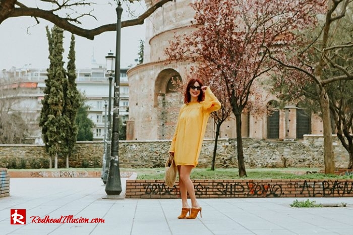 Redhead Illusion - Fashion Blog by Menia - Where is my babydoll - Missguided Dress-04