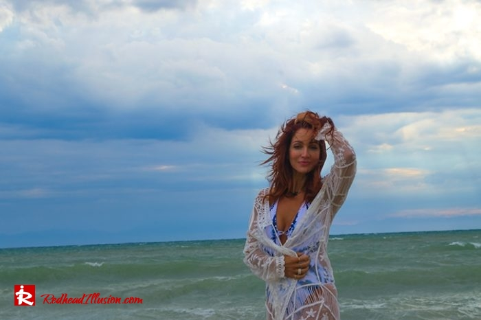 Redhead Illusion - Fashion Blog by Menia - Red Sun - Swimsuits-09