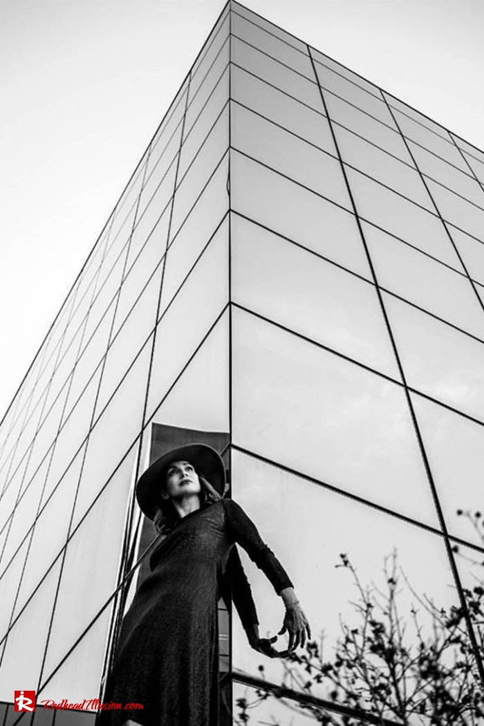 Redhead Illusion - Fashion Blog by Menia - Editorial - The hat edition-03