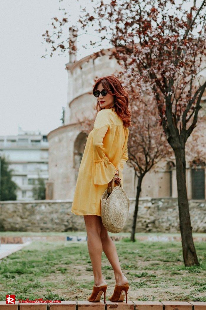 Redhead Illusion - Fashion Blog by Menia - Editorial - Where is my babydoll?-02