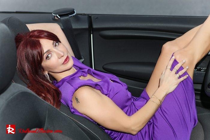 Redhead Illusion - Fashion Blog by Menia - Shoulder Pads - Asos Dress-05