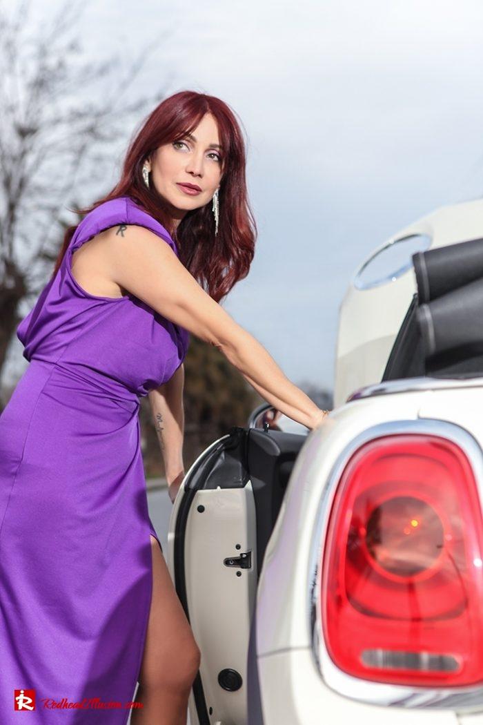 Redhead Illusion - Fashion Blog by Menia - Shoulder Pads - Asos Dress-06