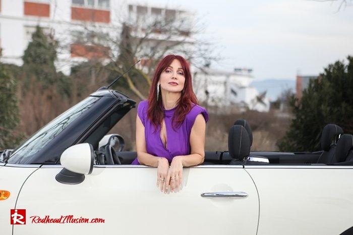 Redhead Illusion - Fashion Blog by Menia - Shoulder Pads - Asos Dress-08