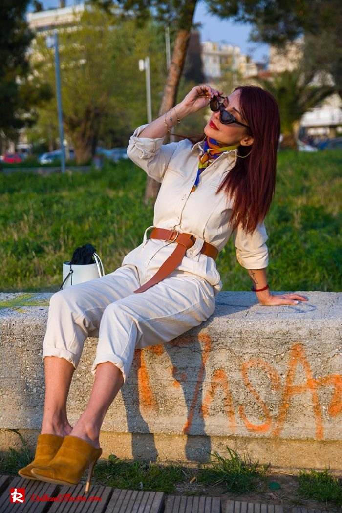 Redhead Illusion - Fashion Blog by Menia - Spring Obsession - Boiler Suit-03