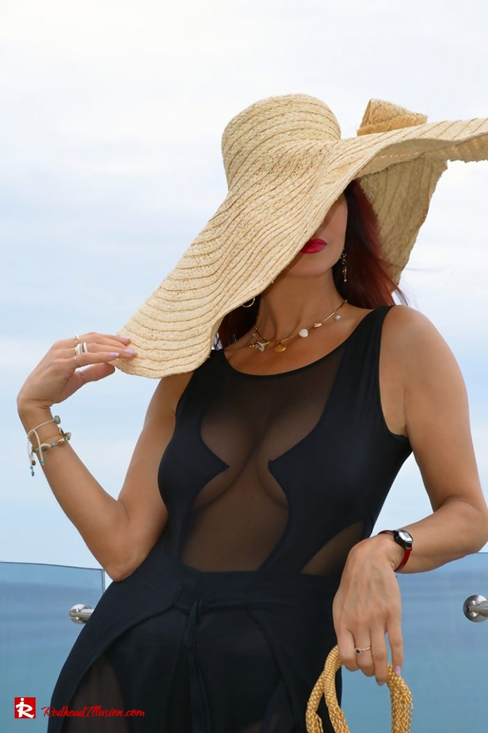 Redhead Illusion - Fashion Blog by Menia - Dreamy Swimwear-03
