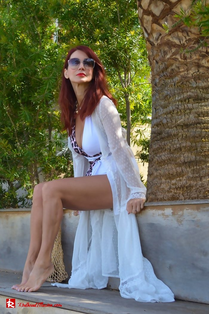 Redhead Illusion - Fashion Blog by Menia - Dreamy Swimwear-09