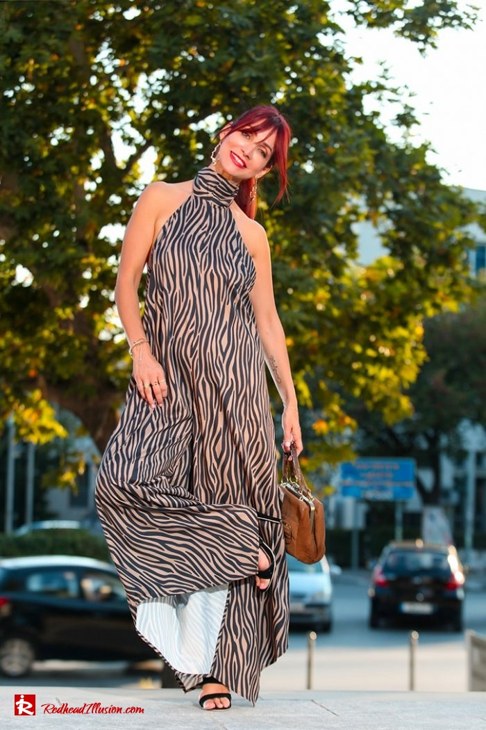 Redhead Illusion - Fashion Blog by Menia - Elegant and Sexy Zebra Jumpsuit-07