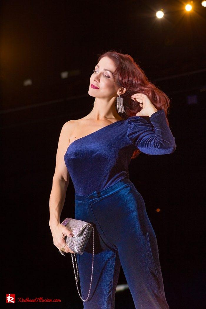 Redhead Illusion - Fashion Blog by Menia - Nights in Blue Velvet-02