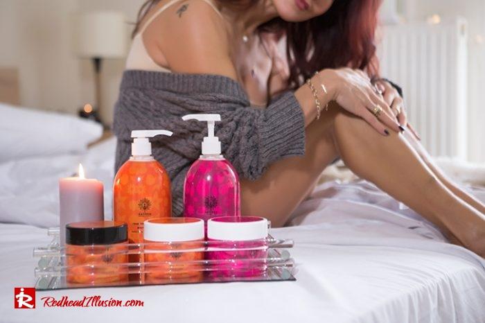Redhead Illusion - Fashion Blog by Menia - Garden - New Bodyfriend-02