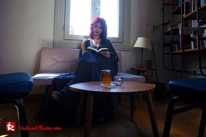 Redhead Illusion - Fashion Blog by Menia - Book is our best friend-02