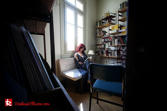 Redhead Illusion - Fashion Blog by Menia - Book is our best friend-04