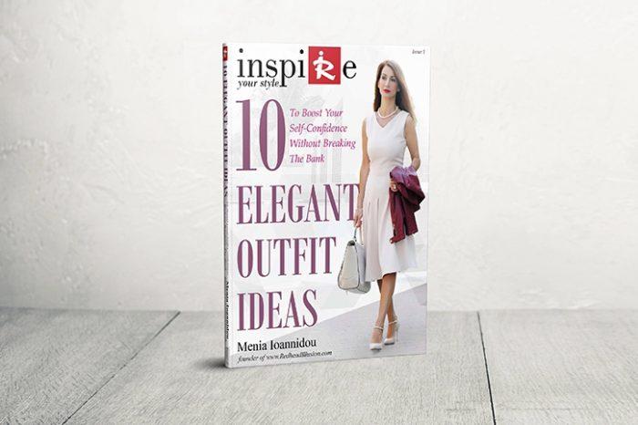 Redhead Illusion - Fashion eBook - Issue-1 of 10 Elegant Outfit Ideas-02