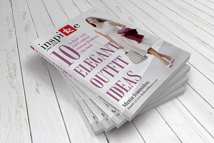Redhead Illusion - Fashion eBook - Issue-1 of 10 Elegant Outfit Ideas-03