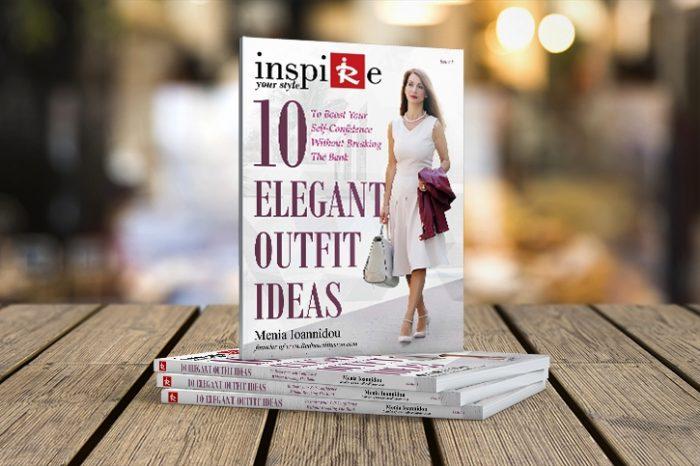Redhead Illusion - Fashion eBook - Issue-1 of 10 Elegant Outfit Ideas-04