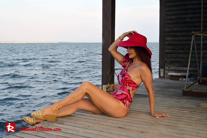 Redhead Illusion Fashion Blog by Menia - Swimsuit or Bodysuit-04