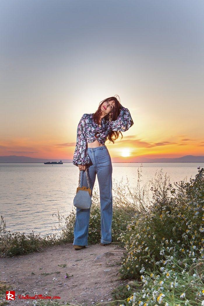 Redhead Iillusion - Fashion Blog by Menia - Classy Boho Style-02