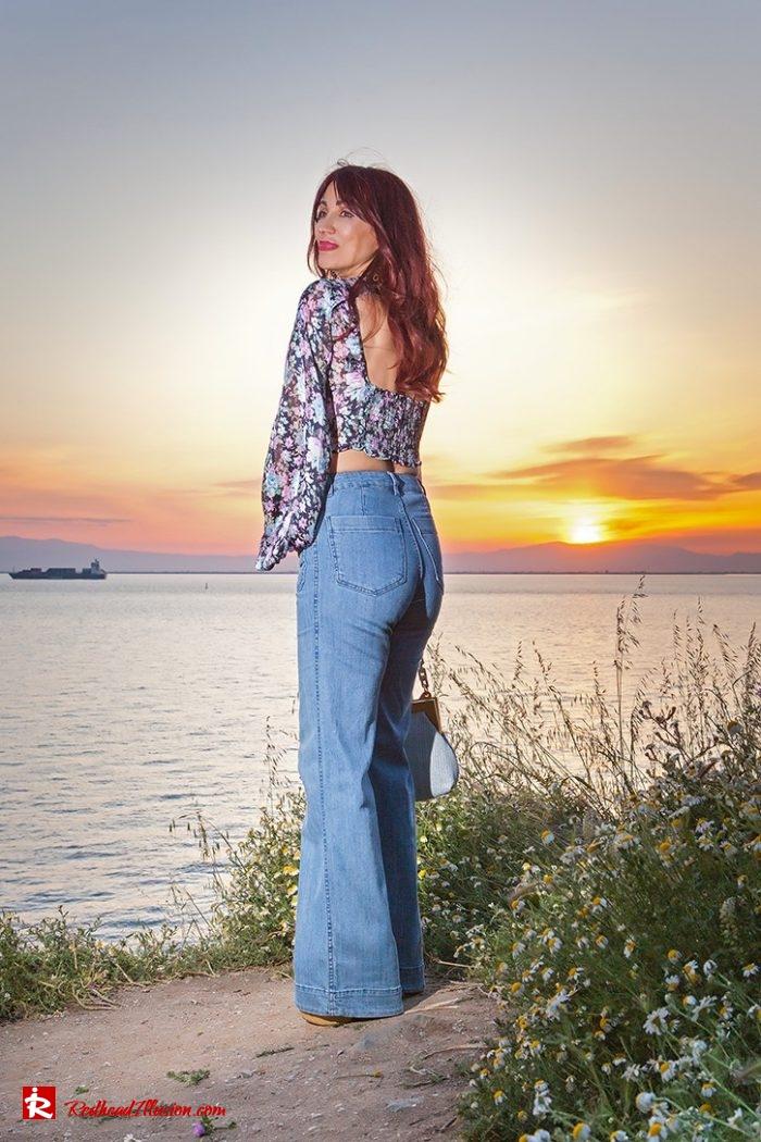 Redhead Iillusion - Fashion Blog by Menia - Classy Boho Style-05