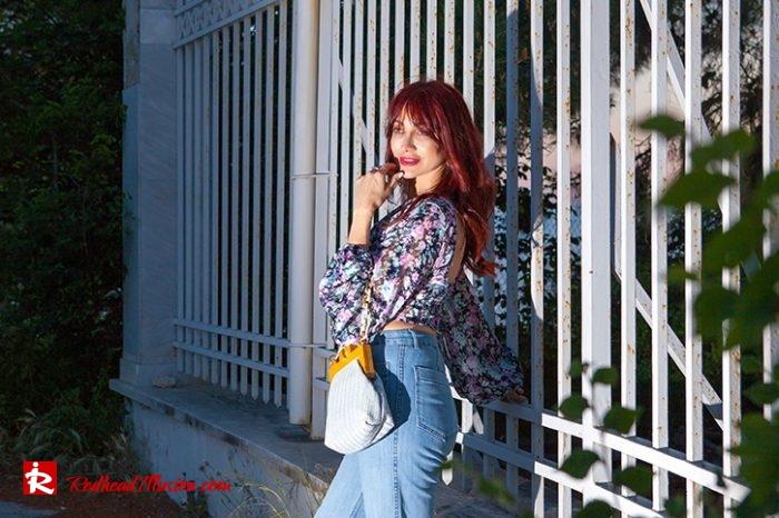 Redhead Iillusion - Fashion Blog by Menia - Classy Boho Style-07