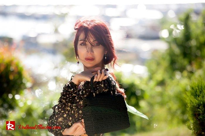 Redhead Illusion - Fashion Blog by Menia - Moderm Milkmaid Dress-03