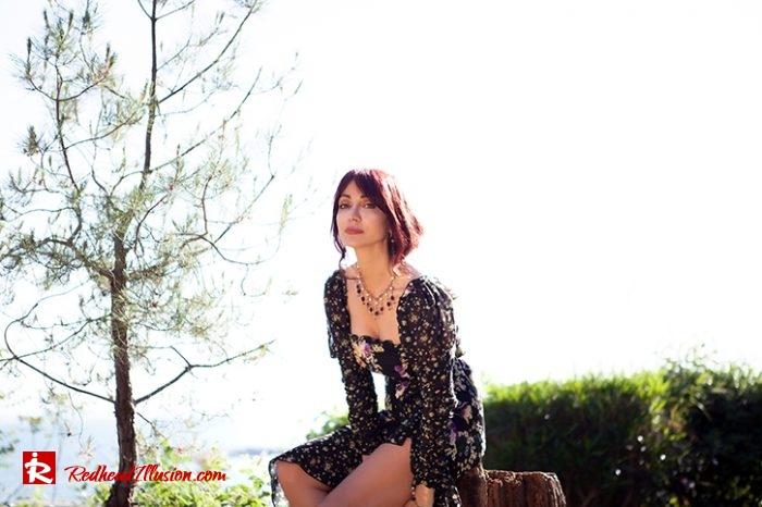 Redhead Illusion - Fashion Blog by Menia - Moderm Milkmaid Dress-05